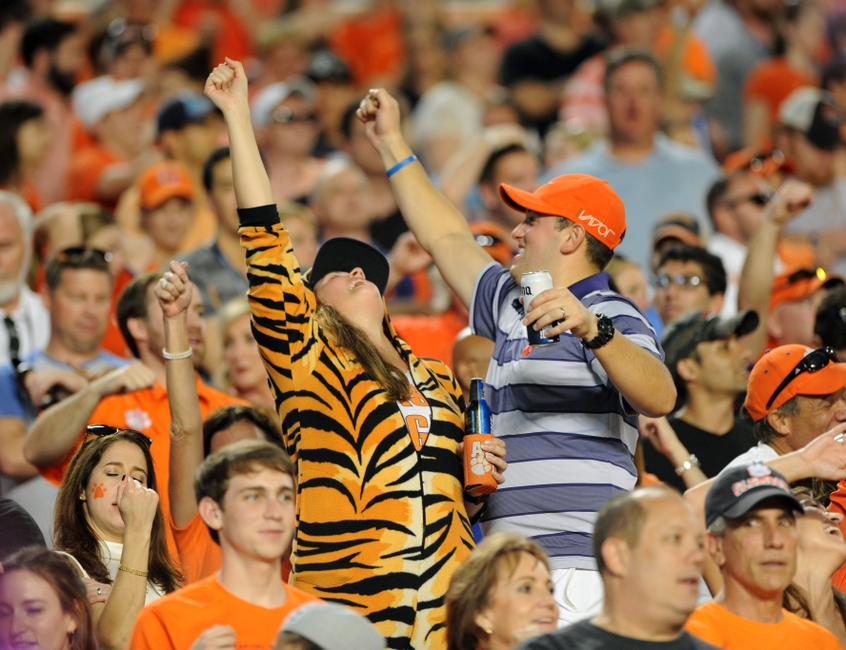 To Clemson Hate 5 Page 2 Reasons -