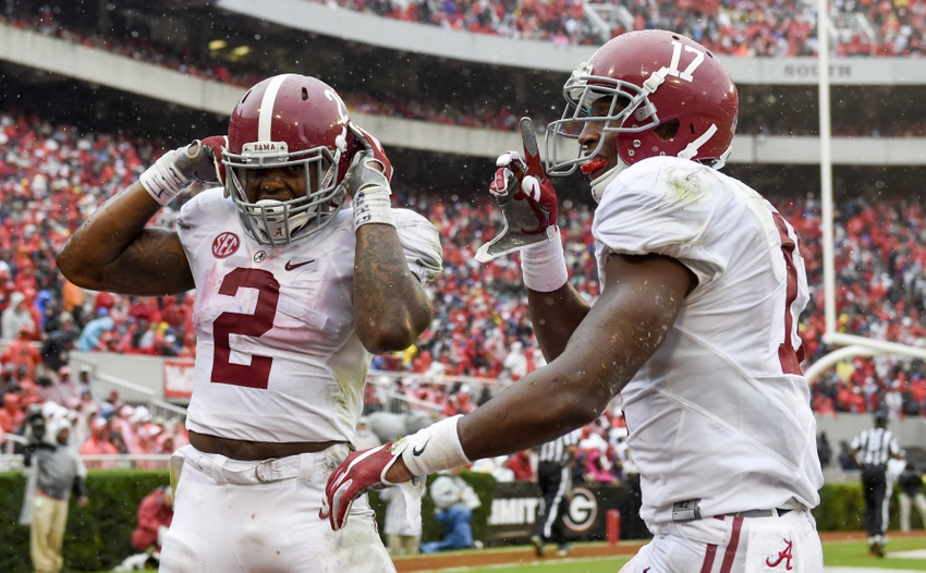 NFL Draft: Kenyan Drake Selected 73rd Overall by Dolphins