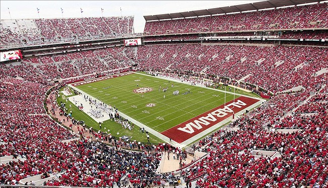 Alabama Football A Survival Guide To Tailgating In Tuscaloosa