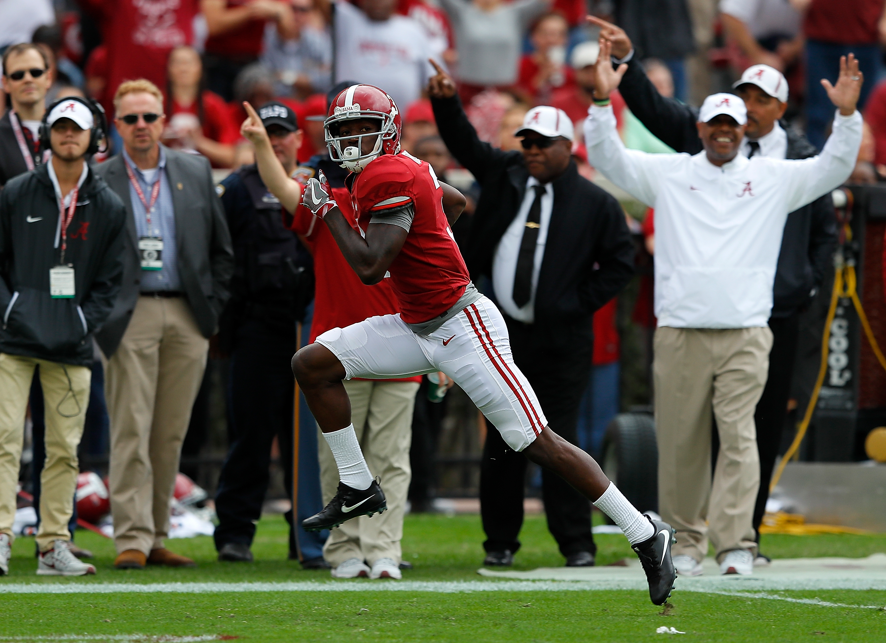 Alabama Football Calvin Ridley Is Top Wr In The Draft Despite Tide Stats